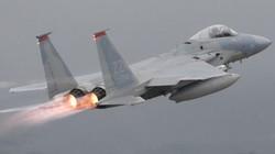 Chiến đấu cơ F-15 Mỹ rơi ngoài khơi Nhật Bản