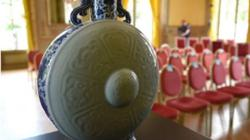 Cổ vật hiếm của Càn Long được bán với giá kỷ lục 133 tỷ đồng