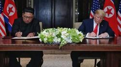 Trump gặp Kim Jong-un: Khen hết lời, nhưng vẫn tiếp tục trừng phạt