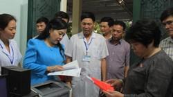 Đại biểu Quốc hội khảo sát thực địa về y tế cơ sở tại huyện Lục Ngạn, tỉnh Bắc Giang