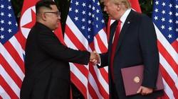 """Thỏa thuận giữa Trump và Kim Jong-un bị đánh giá """"yếu ngạc nhiên"""""""