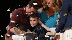 Hành trình từ ông bố 6 con đến chủ nhân nút vàng America'sGot Talent