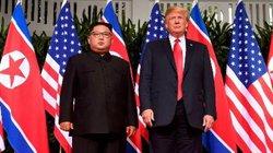 """Iran cảnh báo Mỹ có thể """"lật mặt"""" với Triều Tiên"""