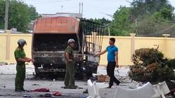 Bộ trưởng Công an làm việc với CA Bình Thuận về vụ gây rối, đốt phá