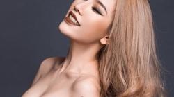 Vẻ đẹp nóng bỏng của nữ ca sĩ lao đao vì tin đồn lộ phim sex