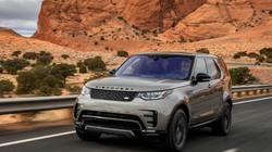 Land Rover trang bị thêm động cơ dầu và hệ thống an toàn cho Discovery 2019