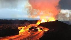 Núi lửa chết chóc ở Hawaii tạo ra cả vùng đất mới rộng lớn