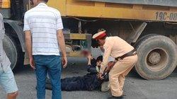 Sau chữa cháy, chiến sĩ PCCC bị tai nạn giao thông dập nát bàn tay