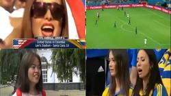 Chết cười với màn trả lời của nữ giới về World Cup 2018