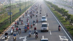 TP.HCM đề xuất giảm tốc độ tối đa đối với ôtô trên 10 tuyến đường