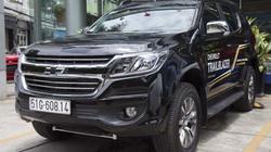 Ngắm nội thất chiếc SUV 7 chỗ bán chạy nhất Việt Nam tháng 5/2018