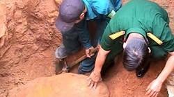 Quảng Ngãi: Cưa bom lấy thuốc nổ, một người tử vong tại chỗ