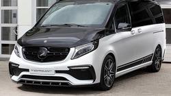 TopCar ra mắt gói độ hơn 440 triệu đồng cho Mercedes-benz VClass