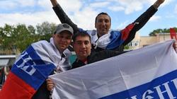Nga chuẩn bị có luật cấm sỉ nhục đội tuyển bóng đá quốc gia