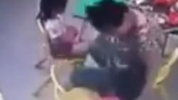 Clip: Cô giáo mầm non ở Sài Gòn tát bé gái liên tiếp