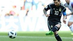 Bộ trưởng Quốc phòng Isreal hé lộ lý do Messi... đá hỏng penalty