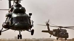 """Phát hiện """"động trời"""" của Lầu Năm Góc: Trực thăng Mỹ yếu kém hơn trực thăng Nga"""