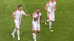Kolarov lập siêu phẩm, Serbia đánh bại Costa Rica