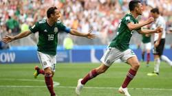 Hàng công vô duyên, ĐT Đức thua sốc Mexico