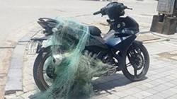 Cảnh sát Thanh Hoá bắn lưới bắt người vi phạm giao thông