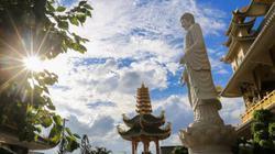 Khám phá ngôi chùa có chánh điện cao nhất Việt Nam ở Sài Gòn