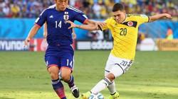 Phân tích tỷ lệ Colombia vs Nhật Bản (19h00 ngày 19.6): Khó cho người Nhật