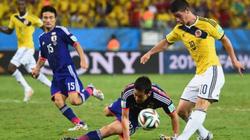 Xem trực tiếp Colombia vs Nhật Bản trên kênh nào?