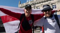 """Tới Nga xem World Cup, CĐV Anh mới biết bị truyền thông phương Tây """"dắt mũi"""""""