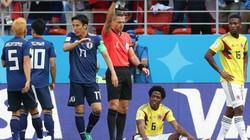 Tuyển thủ Colombia nhận thẻ đỏ nhanh thứ 2 ở World Cup