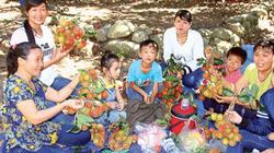 Vườn cây ăn trái cho người ta vô hái, đón 4.000 khách, lãi 250 triệu/năm