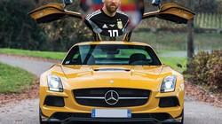 """Cận cảnh dàn """"xế hộp"""" trị giá gần 3 triệu bảng của Messi"""