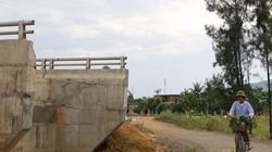 Hà Tĩnh: Làm cầu 12 tỷ đồng rồi bỏ không vì… thiếu đường
