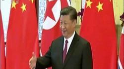 Kim Jong-un đến Bắc Kinh lần ba, được ông Tập ca ngợi hết lời