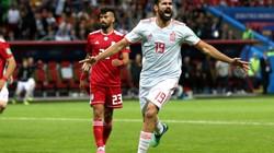 """Diego Costa ghi bàn may mắn, Tây Ban Nha thắng """"toát mồ hôi"""""""