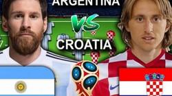 Phân tích tỷ lệ Argentina vs Croatia (1h00 ngày 22.6): Ăn ít cũng là… ăn