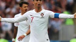Thua trận, cầu thủ Ma-rốc tố trọng tài thiên vị Ronaldo!