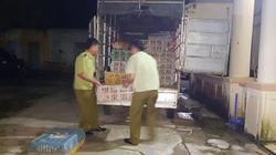 Vận chuyển 500kg gà thải từ Lộc Bình về Bắc Giang để bán kiếm lời