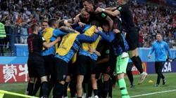 Cư dân mạng nói gì khi Croatia đại thắng Argentina?