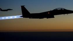 Cố ngăn cản Assad xuống phía Nam, liên quân Mỹ tung đòn không kích