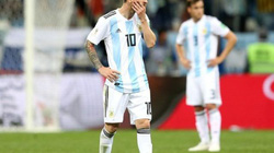 Argentina có còn cơ hội đi tiếp sau thảm bại trước Croatia?