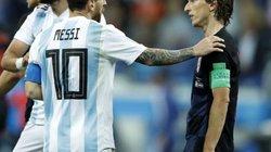 Thống kê tệ hại của Messi khi đặt cạnh Modric