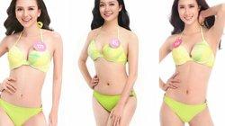 """Dàn người đẹp Hoa hậu Việt Nam """"đốt mắt"""" khán giả với loạt ảnh bikini"""