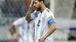 Lionel Messi - Sự sụp đổ của một số 10