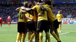 Lukaku-Hazard cùng lập cú đúp, Bỉ đại thắng Tunisia