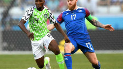 Clip bàn thắng: Nigeria 2-0 Iceland