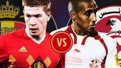 """Phân tích tỷ lệ Bỉ vs Tunisia (19h00 ngày 23.6): Bỉ thắng trong """"mưa bàn thắng""""?"""