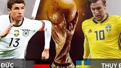 Phân tích tỷ lệ Đức vs Thụy Điển (1h00 ngày 24.6): 1-0 là đủ?