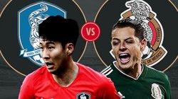 Phân tích tỷ lệ Hàn Quốc vs Mexico (22h00): Chấp cao nhưng ăn được