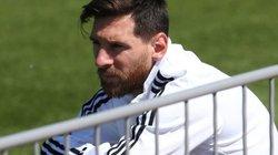 TIẾT LỘ: Hỏng pen trước Iceland, Messi bị ám ảnh và nhốt mình trong phòng