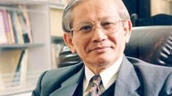 Giáo sư- Nhà giáo Nhân dân Phan Huy Lê, chuyên gia hàng đầu về lịch sử VN
